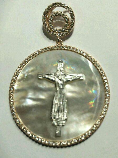 Medalla del stmo.Cristo de Candas